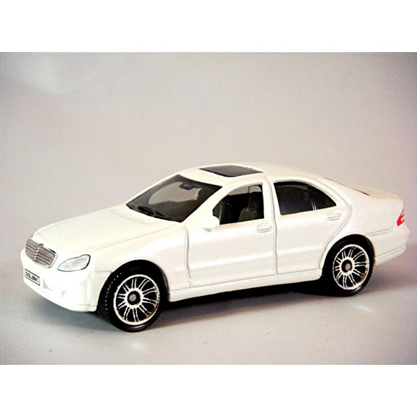 matchbox mercedes benz s 500 sedan global diecast direct