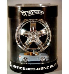 Hot Wheels Rims Series - Mercedes-Benz SL55 Convertible