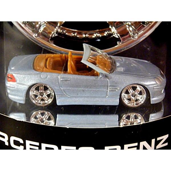 Hot wheels rims series mercedes benz sl55 convertible for Hot wheels mercedes benz