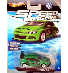 Hot Wheels Speed Machines - Volkswagen Scirocco GT24