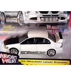 Johnny Lightning Mitsubishi Lancer Evolution Tuner