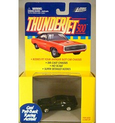 Johnny Lightning ThunderJet 500 - Plymouth Cuda MOPAR Muscle