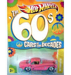 Hot Wheels - The Hot Ones - 1962 Chevrolet Corvette