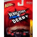 Johnny Lightning Forever 64 - 1977 Dodge Monaco Demolition Derby Car