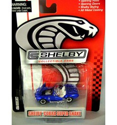 Carroll Shelby Collectibles - Shelby Cobra Super Snake
