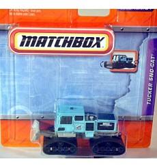 Matchbox Working Rigs Tucker Sno-Cat