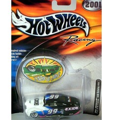 Hot Wheels Racing Jeff Burton Taildragger