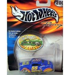 Hot Wheels Racing Kenny Wallace Square D Taildragger