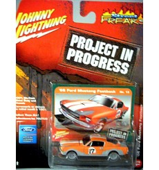 Johnny Lightning Projects in Progress 1966 Ford Mustang Fastback