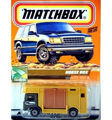 Matchbox - Bedford Horse Box