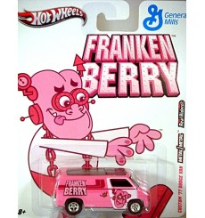 Hot Wheels Nostalgia Series - General Mills - Franken Berry Custom 1977 Dodge Van