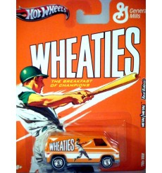 Hot Wheels Nostalgia Series - General Mills -  Wheaties 1970's Custom Van
