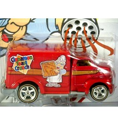 Hot Wheels Nostalgia Series - General Mills - Cinnamon Toast Crunch - 1948 Ford COE Delivery Truck