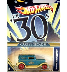 Hot Wheels Cars of the Decades - 1932 Ford Sedan Delivery Mail Truck