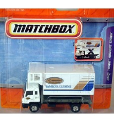 Matchbox Working Rigs - GMC T8500 Airport Catering Truck