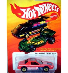 Hot Wheels - The Hot Ones - Pontiac Fiero
