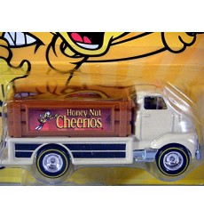 Hot Wheels Nostalgia Series - General Mills - Cheerios - 1951 GMC COE Delivery Truck