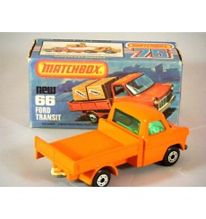 Matchbox - Ford Transit Flatbed Truck