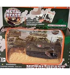 Golden Wheels Metal Beast Military Series - German Panzer Tank