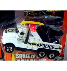 Matchbox Real Talkin Series - Police HD Tow Truck