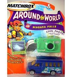 Matchbox Around The World Series - Niagara Falls Chevrolet Tour Bus