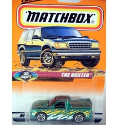 Matchbox - The Buster Hot Rod Pickup Truck - Tuner