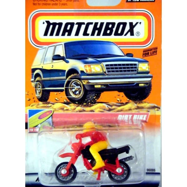 Matchbox Motorcycle Dirt Bike Global Diecast Direct