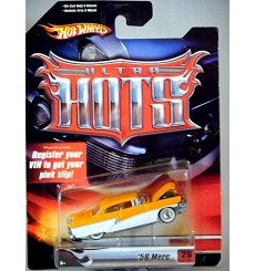 Hot Wheels Ultra 1956 Mercury Custom Lead Sled