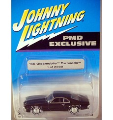 Johnny Lightning Limited Edition Promo 1966 Oldsmobile Toronado