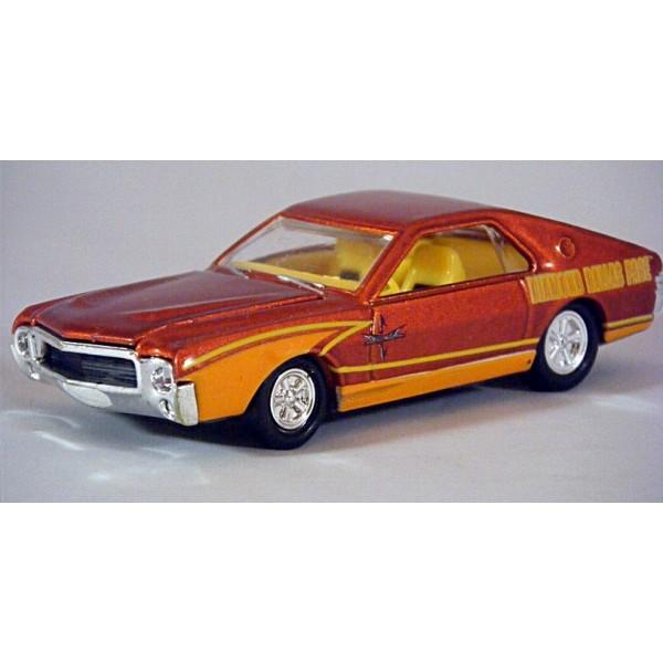 Racing Champions Diamond Dallas Page American Motors Amx
