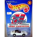 Hot Wheels Promo Model - Corvette Central 1988 Chevy Corvette Coupe
