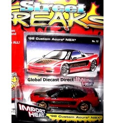 Johnny Lightning Import Heat Acura NSX Supercar
