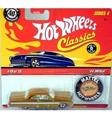 Hot Wheels Classics 40th Anniversary 1964 Chevrolet Impala