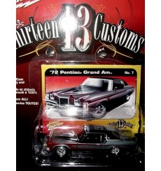 Johnny Lightning 13 Customs 1972 Pontiac Grand Prix