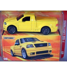 Matchbox Superfast Best of Muscle - Ford F-150 Lightning Pickup Truck