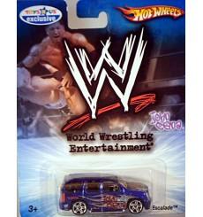 Hot Wheels - WWE John Cena Cadillac Escalade SUV