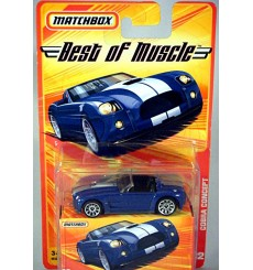 Matchbox Superfast Best of Muscle - Ford Shelby Concept Vehicle