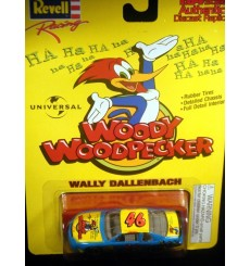 Revell Wally Dallenbach 1997 Woody Woodpecker Chevrolet Monte Carlo NASCAR Stock Car