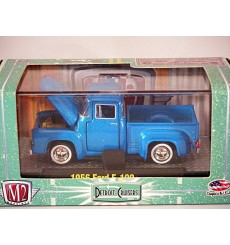 M2 Machines Detroit Cruisers - 1956 Ford F-100 Pickup Truck