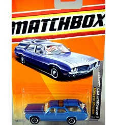 Matchbox 1971 Oldsmobile Vista Cruiser Station Wagon