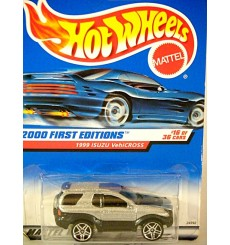 Hot Wheels 2000 First Editions Series - 1999 Isuzu VehiCROSS
