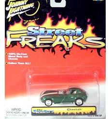 Johnny Lightning Spoilers Chevrolet Cheetah SCCA Race Car