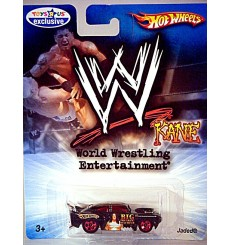 Hot Wheels - WWE - Kane NHRA Ford Henry J Gasser - Jaded