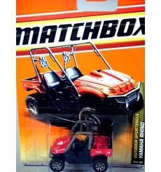 Matchbox Yamaha Rhino 4x4