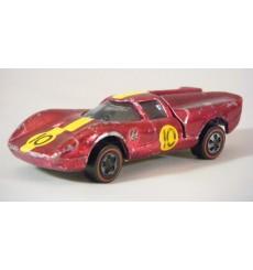 Hot Wheels Redlines - Rare Lola GT 70 Race Car