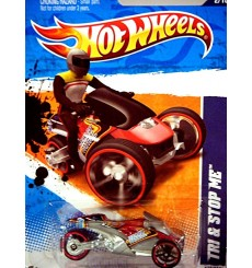 Hot Wheels - Trike - Motorcycle - Can Am Spyder