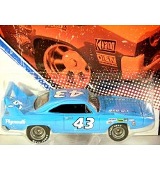 Hot Wheels Vintage Racing Series - Richard Petty 1970 Plymouth Road Runner NASCAR Stock Car