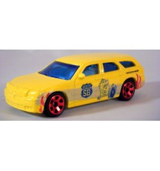 Matchbox - Spongebob Squarepants Dodge Magnum
