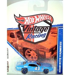 Hot Wheels Vintage Racing Series - Richard Petty 1971 Plymouth GTX NASCAR Stock Car