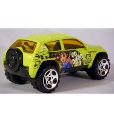 Matchbox - Go Diego Go Jeep Compass